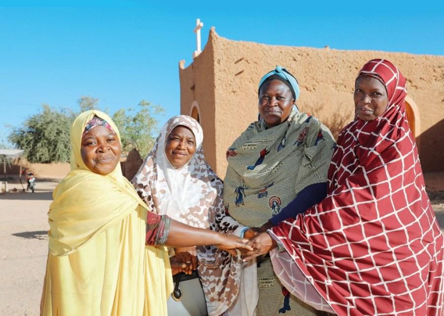 Frauen im Niger