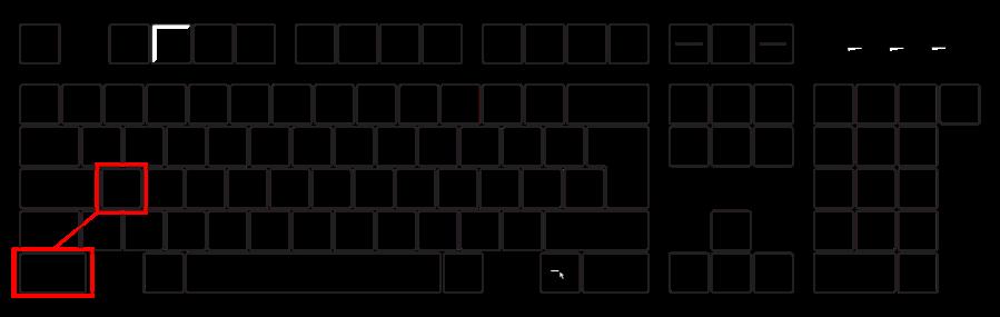 Bildserie Tastatur (Strg-A)