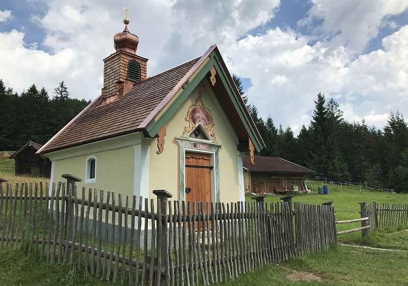 Kapelle Gerltafel neu