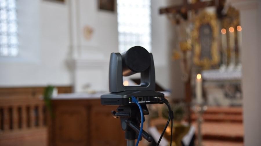 Gottesdienstübertragung – Technik