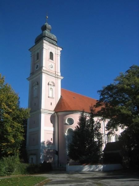 Pfarr- und Wallfahrtskirche Maria Tading