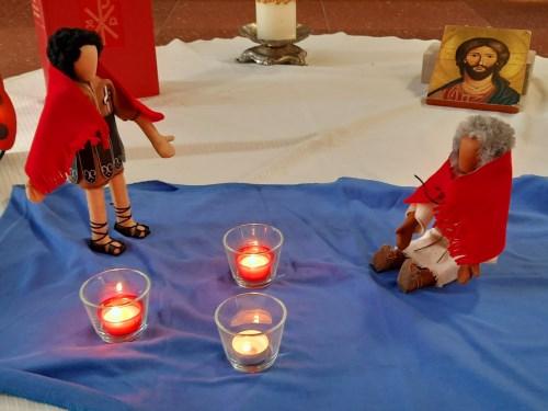 Wortgottesfeier für Kinder am 8.11. in Mariahilf