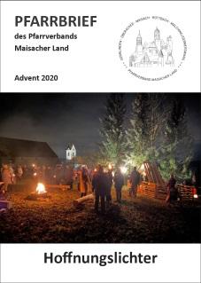 Pfarrbrief Advent 2020 Titel