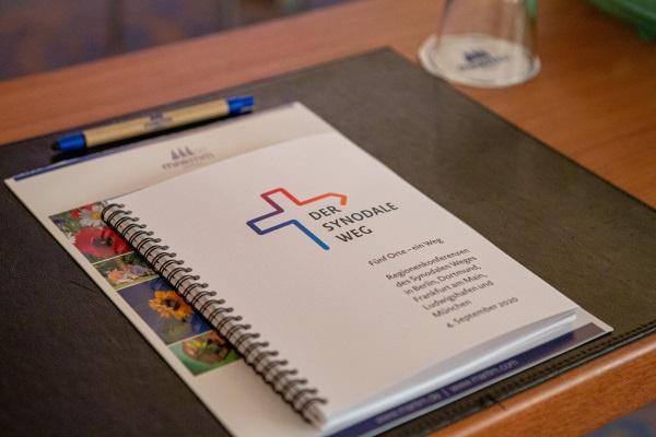 Bild von der Regionalkonferenz in München im September 2020