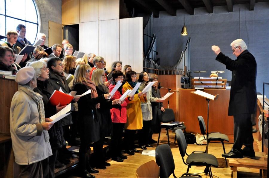 Kirchenchor Schwarzau 2020