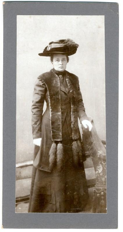 Porträt Ellen Ammann
