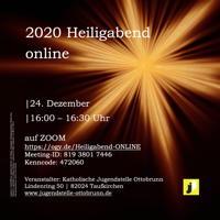 2020 Heiligabend-ONLINE