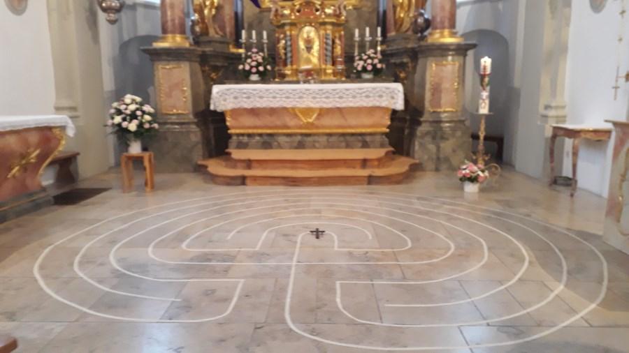 Adventliche Kirchen Farchant 28.11.2020