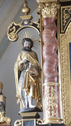 Statue St. Johannes