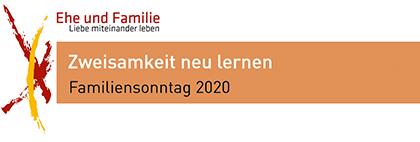 Familiensonntag 2020