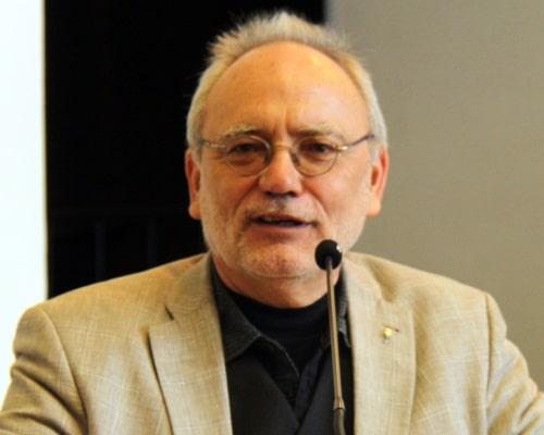 Hannes Kreller, Diözesanvorsitzender der KAB München und Freising.