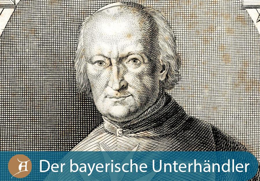Grafik Der bayerische Unterhändler