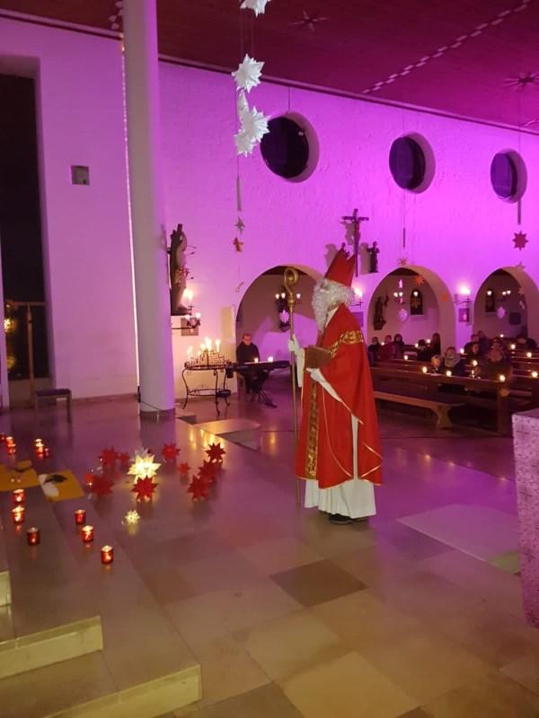 Adventsandacht mit Nikolaus
