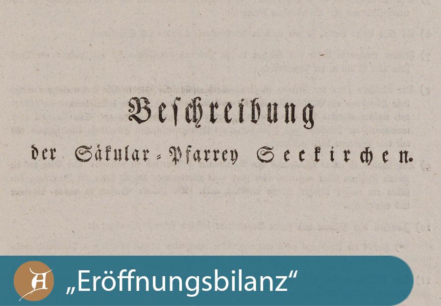 """Grafik """"Eröffnungsbilanz"""""""