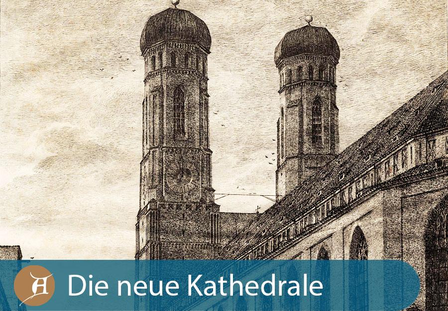 Gafik Die neue Kathedrale