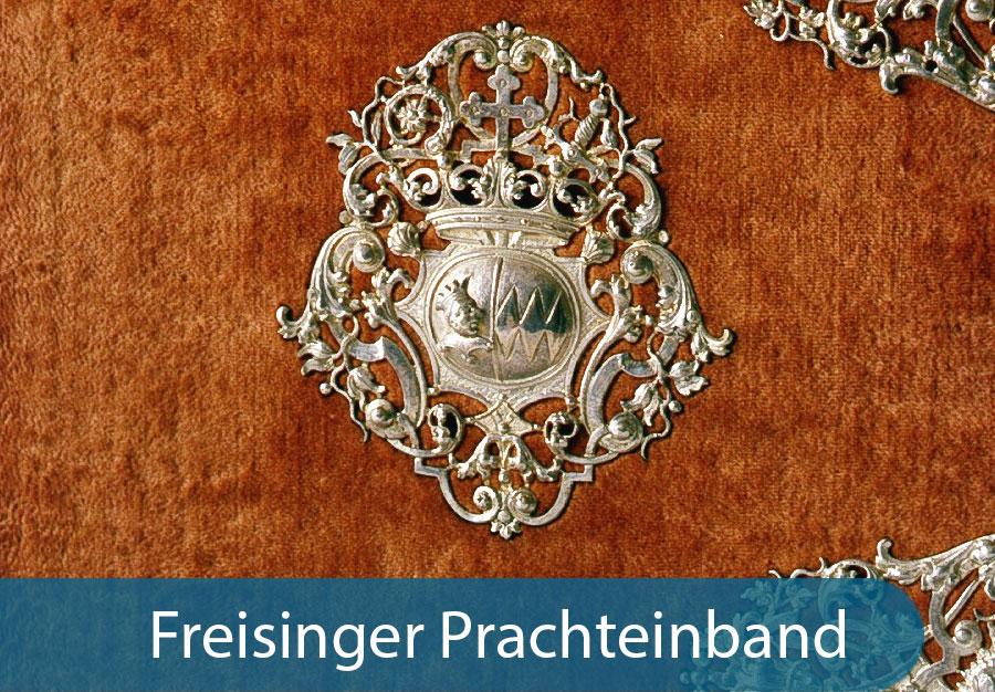 Grafik Freisinger Prachteinband