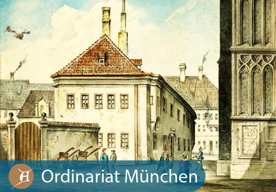 Grafik Ordinariat München