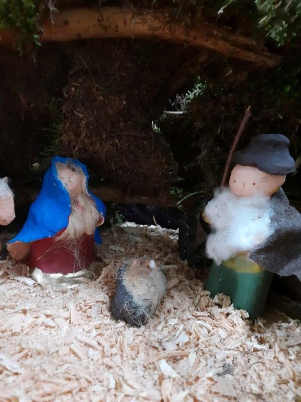 Am Weihnachtstag - Geburt