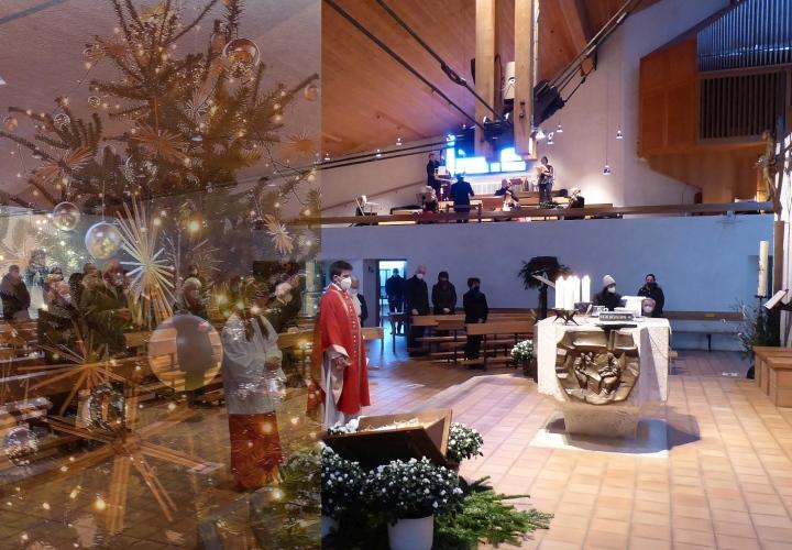 Weihnachtsmesse 2020 in St. Albertus Magnus