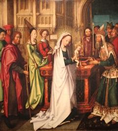 Darstelung des Herrn (Han Holbein d. Ä.)