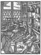 Buchbinder um 1568