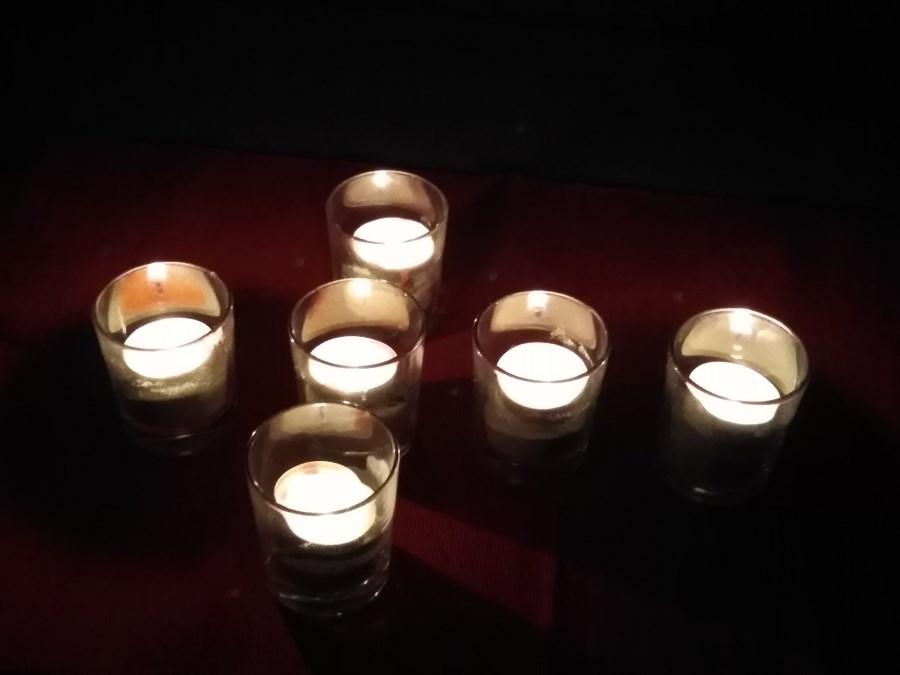 Kerzenkreuz 3