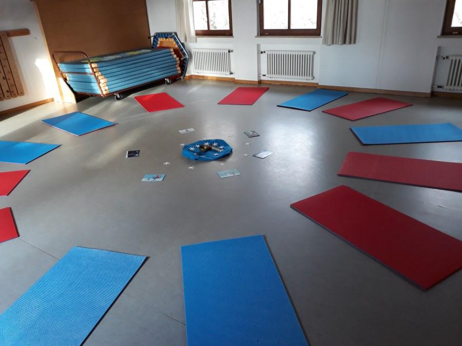 Yogastunde 2