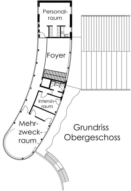 Grundriss Kinderhaus