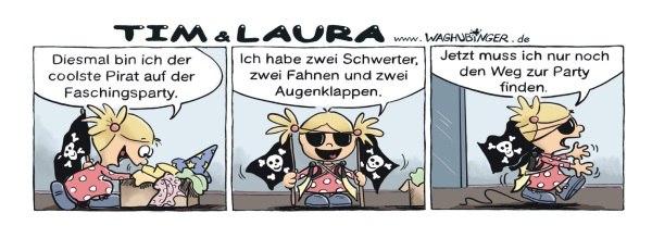 Laura - Faschingsparty