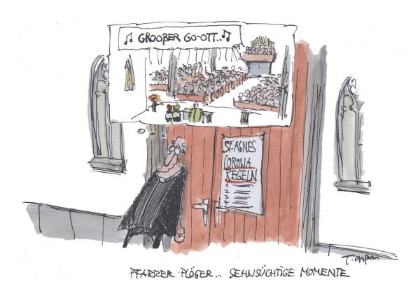 Pfarrer Plögers Sehnsucht