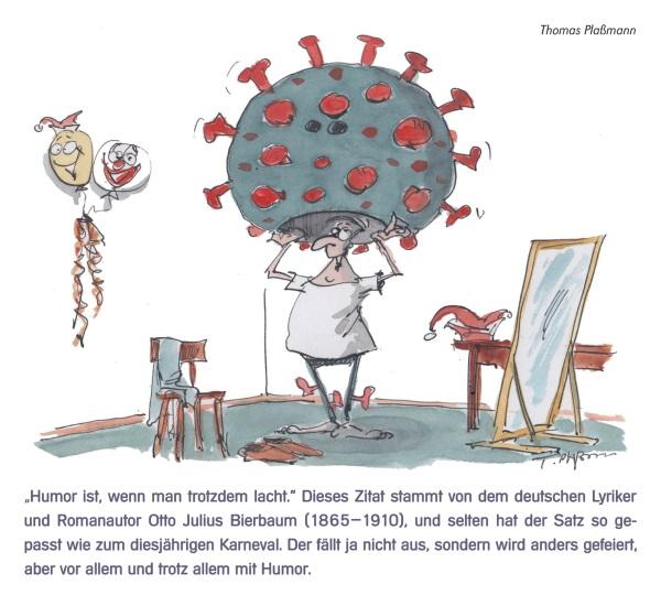 Virus, Fasching