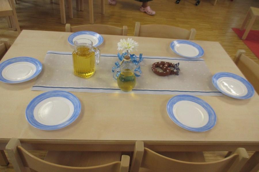 Mini Wiesn Tisch