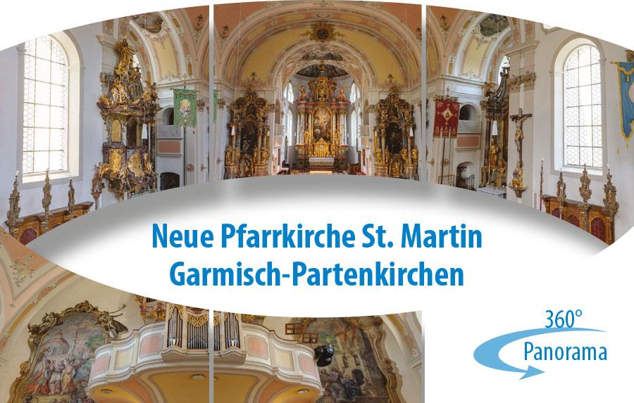 Panoramen Vorschau St Martin Garmisch Partenkirchen