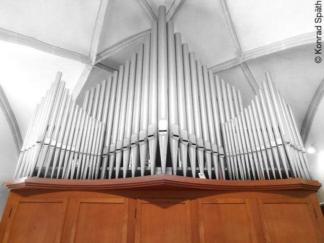 Orgel Trostberg ab