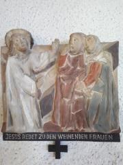 Jesus trifft die Weinenden Frauen
