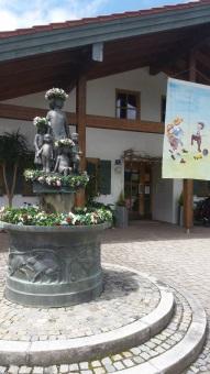 Kiga Brunnen