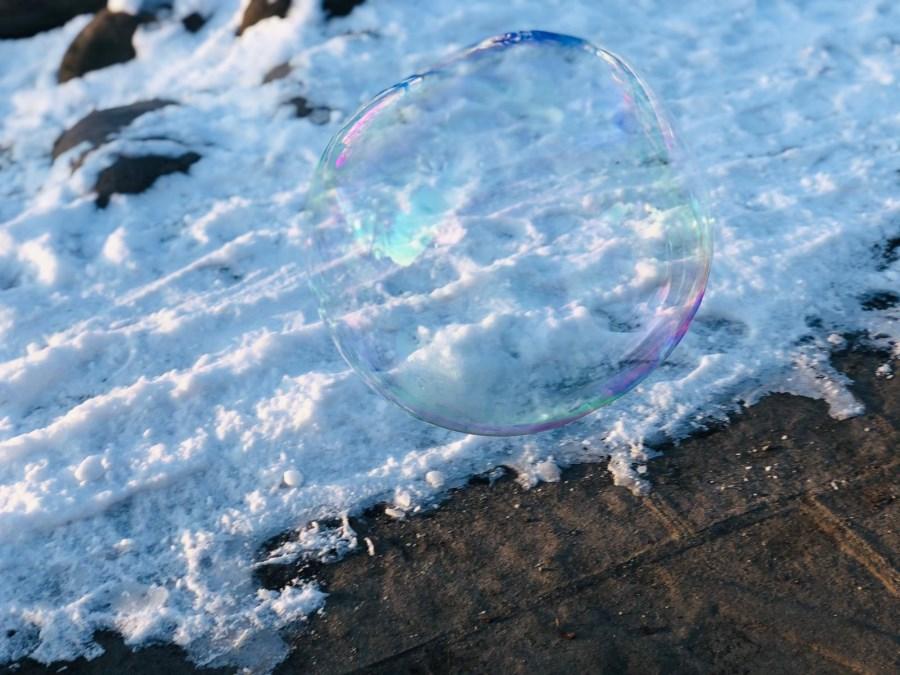 Seifenblasen Bild 4