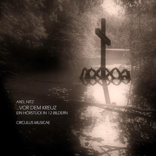 Cover CD Vor dem Kreuz