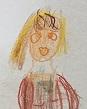 Andrea gemalt
