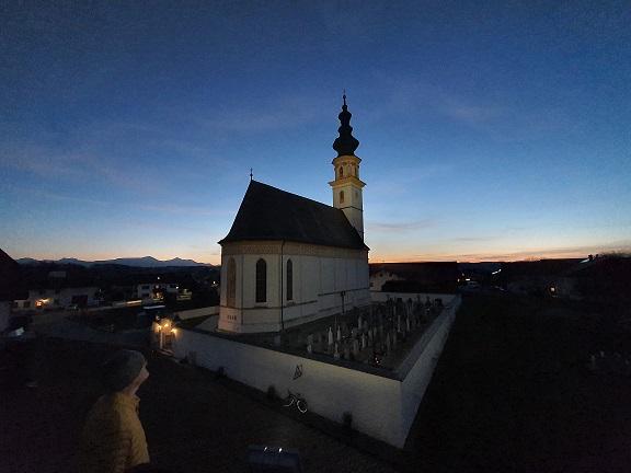 Abenstunden in St. Leonhard
