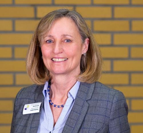 Pasroralreferentin Heidi Hürten