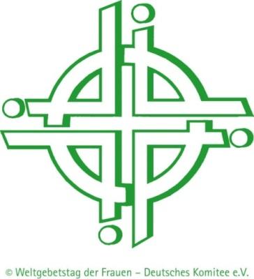 Logo Weltgebetstag der Frauen 01. März 2021