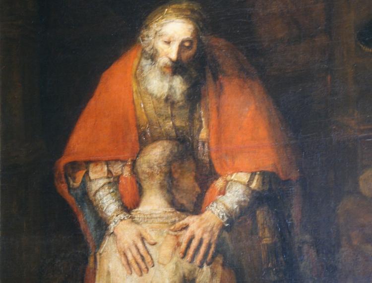 Rembrand verlorener Sohn