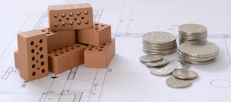 Symbolbild Baufinanzierung