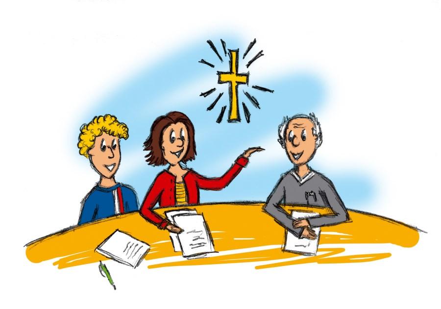 Symbolbild Kirchenverwaltung