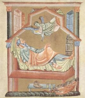 Altarbildnis Heinrich des II