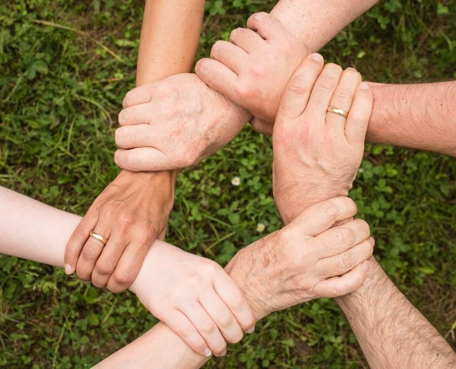 Gruppierungen Teamgeist