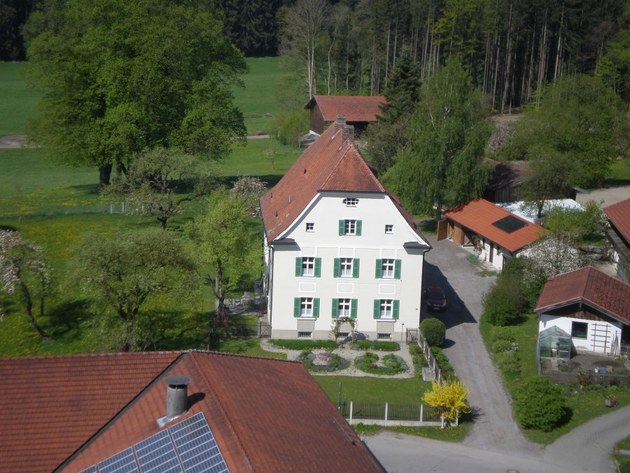 Pfarrhaus Schönau