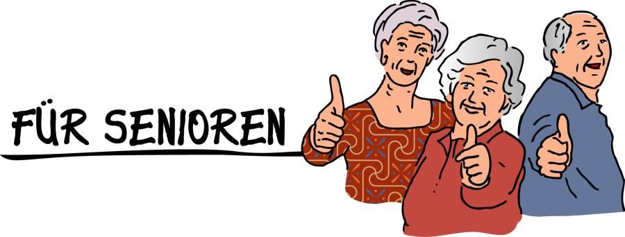 Für Senioren