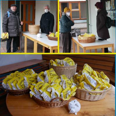 Brezenaktion in der Pfarrei St. Bonifatius 2011